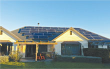 Grid Tied Residential Solar Power Systems